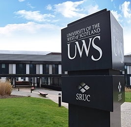 英国西苏格兰大学MBA广深班